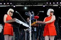 Lucius at RBC Royal Bank Bluesfest 2014
