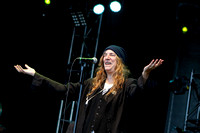 Patti Smith & Her Band - Folkfest 2013