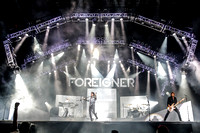 Foreigner at the RBC Royal Bank Bluesfest 2014