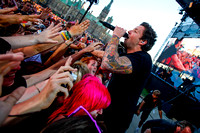 Simple Plan live in Ottawa, Ontario