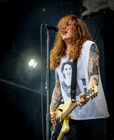 Against Me Live at Osheaga 2014