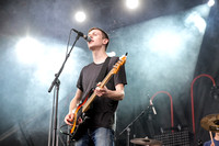 Tokyo Police Club at the RBC Royal Bank Bluesfest 2014