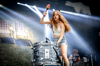 Haim Live at Osheaga 2014